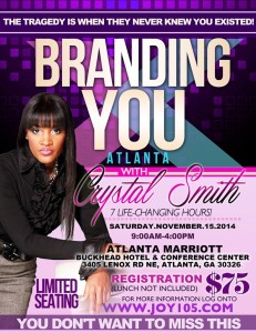 Branding You @ Atlanta Marriot | Atlanta | Georgia | United States